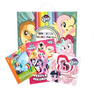 My Little Pony. Teczka biblioteczka