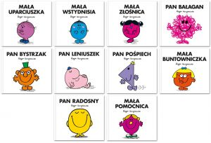 Mr. Men Mała Miss - pakiet